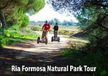 Faro to Ria Formosa Natural Park Segway Tour. Faro, PORTUGAL