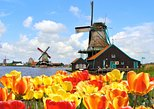 Keukenhof Gardens, Zaanse Schans Tour em Moinho de Amsterdã,
