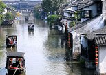 Suzhou Private Tour with Rickshaw Ride and Grand Canal Cruise. Suzhou, CHINA