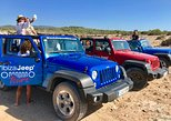 IBIZA JEEP TOUR - SUNSET TOUR OR SHORT JEEP TOUR (minimum 4 persons). Ibiza, Spain