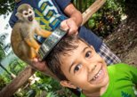 Monkeyland Safari and Coffee Plantation Tour from Punta Cana. Punta de Cana, DOMINICAN REPUBLIC