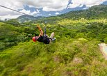 Monkeyland and Zipline Adventure from Punta Cana. Punta de Cana, DOMINICAN REPUBLIC