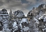 Winter Edition Bohemian and Saxon Switzerland Tour from Dresden. Dresden, GERMANY