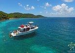 De Fajardo a Isla Culebra en barco, esnórquel, almuerzo y bebidas. Luquillo, PUERTO RICO
