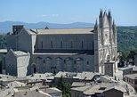 Orvieto Cathedral (Duomo) and Underground Caves Tour. Orvieto, ITALY