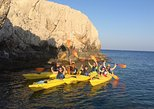 Rhodes Full-Day Sea-Kayaking Adventure Including Lunch. Rhodes, Greece