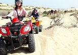 2h quad bike on the beach and in the dunes. Esauira, Morocco