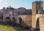 Escapada de un día a Besalú, lago de Banyoles y centro histórico de Garrotxa. Girona, ESPAÑA