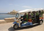 Full Day Gozo Tuk-tuk Tour including Lunch, Ferry and Hotel Pick-Up/Drop Off. La Valeta, Malta