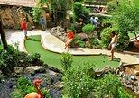 Jungle Golf Admission Ticket, Bergerac, FRANCIA