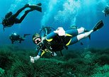 Batismo por mergulho com scuba em Ibiza. Ibiza, Espanha