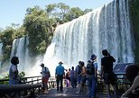 Excursão de dia inteiro, saindo de Foz do Iguaçu, para o lado argentino das Cataratas do Iguaçu. Puerto Iguaz�, ARGENTINA