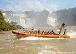 Iguazu National Park Argentine Falls Small-Group Full-Day Tour,