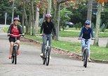 Recorrido en bicicleta por Norte de Florianópolis con Santinho y playa Ingleses,
