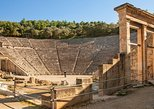 Half day tour in Mycenae and Epidaurus from Nafplio. Corinto, Greece