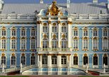 Private Imperial Residences Day Trip to Peterhof and Catherine Palace by Car. San Petersburgo, RUSSIA