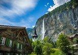 Lauterbrunnen Waterfalls Small-Group Tour from Grindelwald. Grindelwald, Switzerland