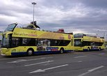 Excursão pela cidade de ônibus de dois andares em ônibus panorâmico de Heraklion. Heraclion, Grécia
