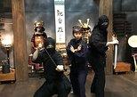 Private 90-Min. Elite Ninja or Samurai Experience: Stealth Walk, Shuriken, Sword, Tokyo, JAPON
