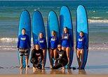 Learn to Surf at Broadbeach on the Gold Coast, Brisbane, AUSTRALIA