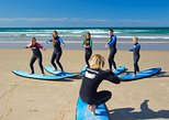 Learn to Surf at Anglesea on the Great Ocean Road. Gran Carretera Oceanica, AUSTRALIA