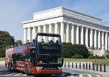 Autobús con paradas libres en Washington DC Pase de 24 horas y tour nocturno. Washington DC, ESTADOS UNIDOS