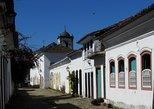 Recorrido de 2 horas a pie por los lugares históricos de Paraty, Brasil. Paraty, BRASIL
