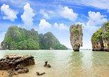 Ilha James Bond de Krabi. Krabi, Tailândia