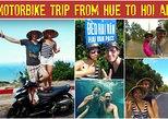 Easy Rider Hue to Hoi An Tour 1 day. Hue, Vietnam