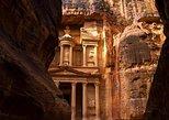 Excursión privada de día completo a Petra con almuerzo desde el Mar Muerto. Petra, JORDANIA
