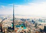 Abu Dhabi para Dubai Excursão de dia inteiro com almoço em fontes de Dubai,