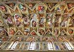 Museo del Vaticano, San Pedro, Capilla Sixtina, tour sin colas. Roma, ITALIA