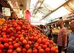 Recorrido gastronómico autoguiado por el mercado de Mahane Yehuda en Jerusalén,