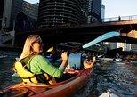 Excursión en kayak por el río Chicago, Chicago, IL, ESTADOS UNIDOS
