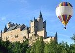 Paseo en globo aerostático en Segovia o Toledo con opción de transporte. Toledo, ESPAÑA