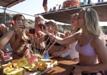 3 hours all inclusive boat trip Ibiza. Ibiza, Spain