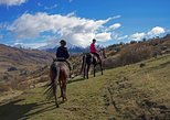 Small-Group Gold Discovery Horse Riding in Cardrona Valley. Wanaka, New Zealand