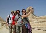 Pirâmides de Gizé, Esfinge, Sakkara, Excursão Privativa de Dia Inteiro em Memphis. El Cairo, Egito