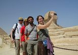 Giza pirámides, Esfinge, Sakkara, Memphis Tour privado de día completo. El Cairo, EGIPTO