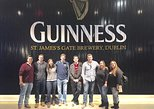 Guinness Storehouse, Jameson Distillery Skip-the-Line Tour. Dublin, Ireland
