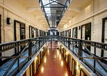 Visita guiada a la cárcel Crumlin Road Gaol en Belfast. Belfast, IRLANDA