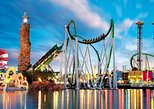 Traslado de ida y vuelta a Universal Studios Orlando o Isla de la Aventura desde Miami,