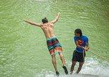 Cataratas do Rio Dunn, Blue Hole em Ocho Rios. Ocho Rios, JAMAICA