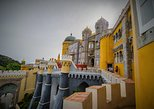Private Tour to Pena Palace & Moorish Castle or Regaleira plus Natural Park. Cascais, PORTUGAL