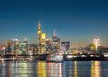 Frankfurt Nighttime Cruise on the Main River,