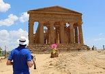 Excursão de helicóptero a Agrigento e Siracusa, incluindo ingresso Evite as Filas no Vale dos Templos. Taormina, Itália