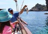 Excursión privada de pesca en Isola Bella desde Taormina. Taormina, ITALIA