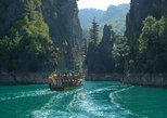 Green Canyon Full-Day Boat Tour Including Lunch and Drinks. Antalya, Turkey