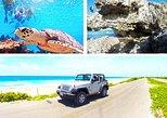 Custom Private Cozumel Jeep Tour: All-Inclusive Private Tour,