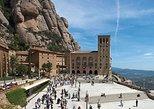Excursão de meio dia para Montserrat com pequeno grupo e embarque no hotel. Barcelona, Espanha